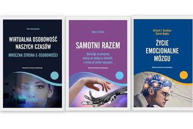 Książki psychologiczne - spójrz na świat inaczej