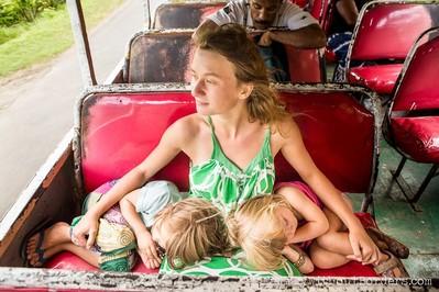 Zawsze podróżowałam z dziećmi! Warto!! ...WYWIAD