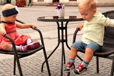 Obuwie na wiosnę: Wiemy czego dzieci szukają !