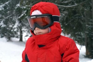 Zabierz dziecko na narty!