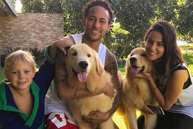 Neymar jr: rodzina, niezwykła kariera i nieszczęśliwe związki