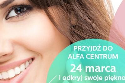 Kobieto Jesteś Piękna. Udowodnimy Ci to 24 marca w Alfa Centrum