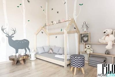 Jakie łóżko wybrać do sypialni dziecka?