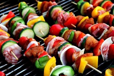 Co wrzucić na ruszt, czyli grill dla mamy karmiącej