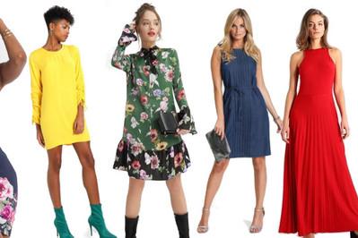 Najmodniejsze sukienki na wiosnę 2018 - PRZEGLĄD SKLEPÓW internetowych!