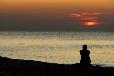 Jesienny wypoczynek nad morzem dla lubiących spokój i przestrzeń