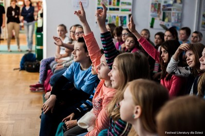 3… 2… 1… start! Festiwal Literatury dla Dzieci 2016