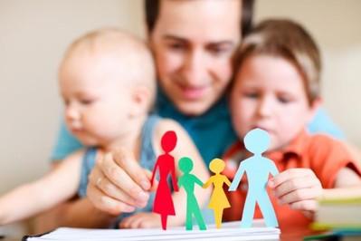 Co trzecie dziecko wychowuje się bez ojca!