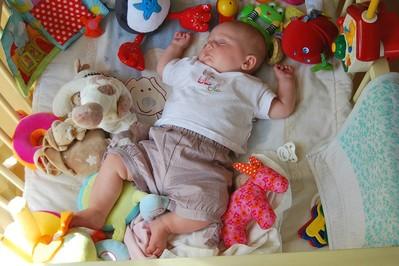 Koszmary senne u dziecka – co się za nimi kryje i jak pomóc dziecku?