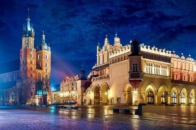 3 sposoby na majówkę w Krakowie