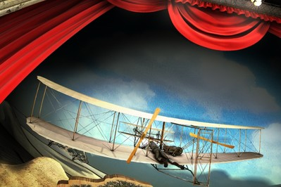 """Unieś się """"Na skrzydłach marzeń"""" w Centrum Nauki Kopernik"""