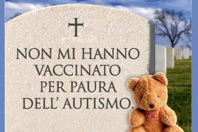 Szokująca kampania – nie szczepiąc dzieci, wpędzisz je do grobu?!