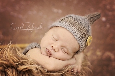 Darmowa sesja noworodkowa u profesjonalnego fotografa