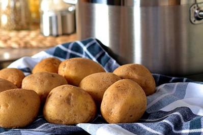 """Czy ziemniaki mają """"super moc""""?"""