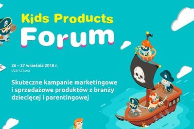 Polecamy: Obierz kurs na Kids Products Forum
