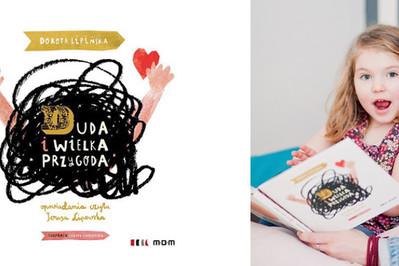 Bajka dobra na wszystko – wywiad z pisarką, Dorotą Lipińską!