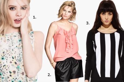 Moda na wiosnę 2014 – najnowsze trendy dla Pań w każdym wieku przedstawia STYLISTKA!