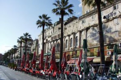Split – najważniejsze miasto Dalmacji