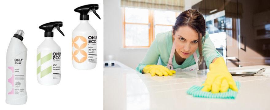 KONKURS: Nowy sposób na sprzątanie - Wygraj ekologiczne środki czystości!
