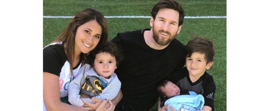 Leo Messi - nie liczy się wzrost lecz wola walki