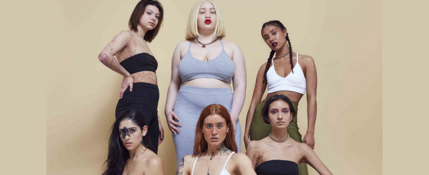 Piękno nie jest idealne – kampania znanej firmy odzieżowej łamie stereotypy!