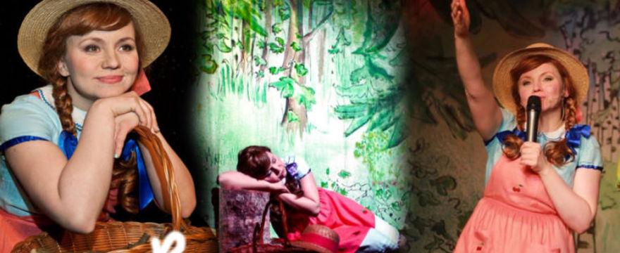 Jak uczyć dzieci teatru? – rozmawiamy z aktorką Teatru Kamienica Hanną Kochańską!