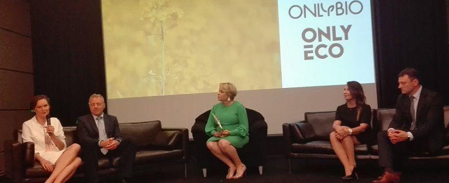 Katarzyna Bosacka twarzą marki OnlyBio. Kosmetyczna moc rzepaku