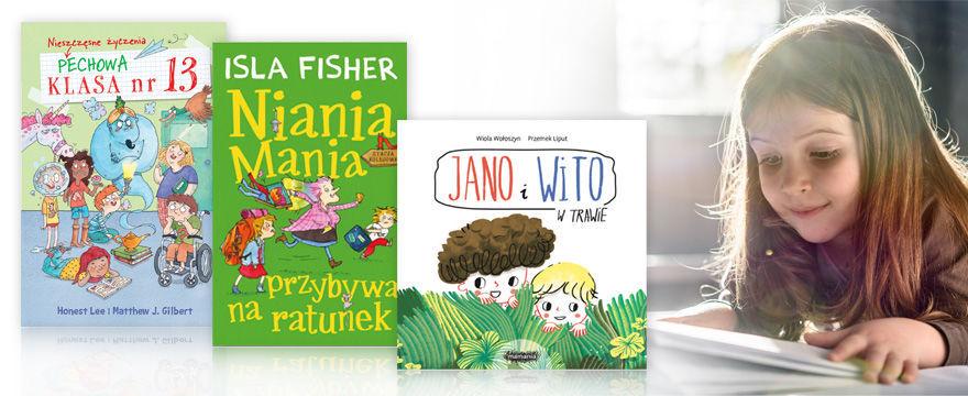 Nowości wydawnicze dla dziecka i rodzica! TOP 5 PAŹDZIERNIKA