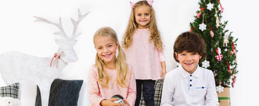 Modne dzieciaki – świąteczne inspiracje