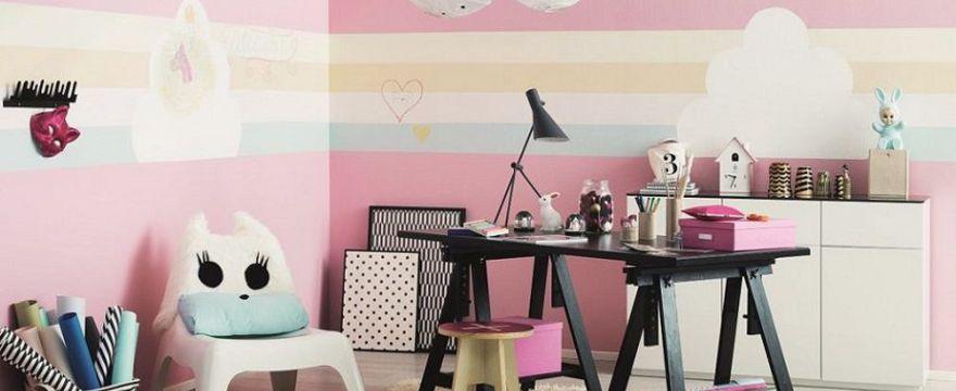 Kolor ścian: jakie wybrać kolory do pokoju dziecka, a jakie do dziecięcej łazienki