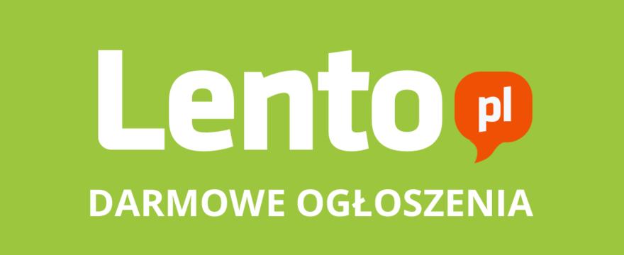 Lento.pl - skuteczne ogłoszenia internetowe