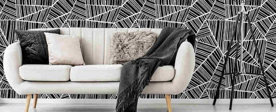 Tapety geometryczne – łatwy sposób na stworzenie wyjątkowego wnętrza!