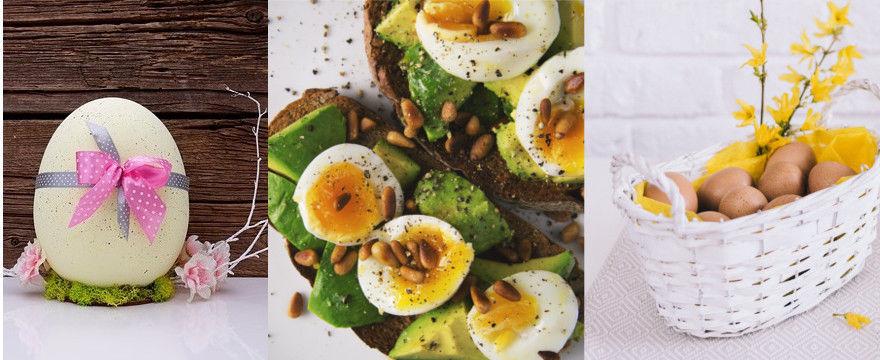 Śniadanie wielkanocne - TOP 5 przepisów z jajkiem w roli głównej!