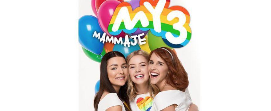 My3 - nowa grupa muzyczna dla dzieci i młodzieży