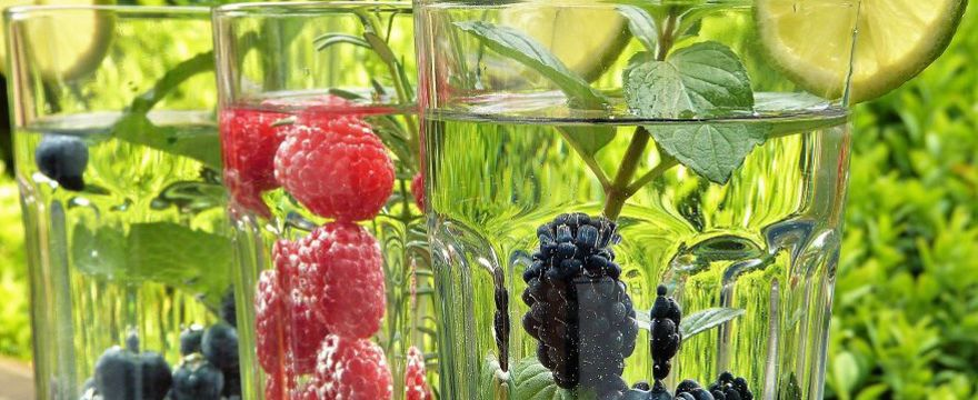 Owocowe bogactwo lata- sezon na zdrowie!