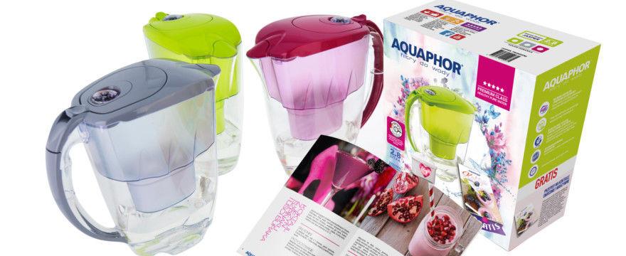 Kup nowoczesny dzbanek w modnym kolorze i zafunduj sobie wiosenne oczyszczanie!