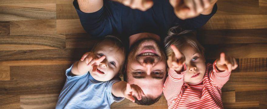 Wierszyki dla dzieci na Dzień Ojca!